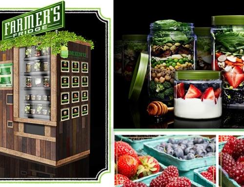 Vending Machine Salad, Vending Machine Sehat Dari Farmer's Fridge
