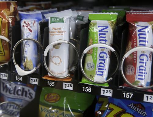 Seperti Apakah Vending Machine yang Sehat Itu?