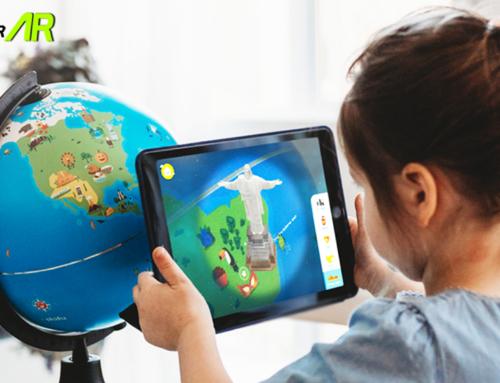 Mainan Augmented Reality Untuk Memaksimalkan Potensi Belajar Anak