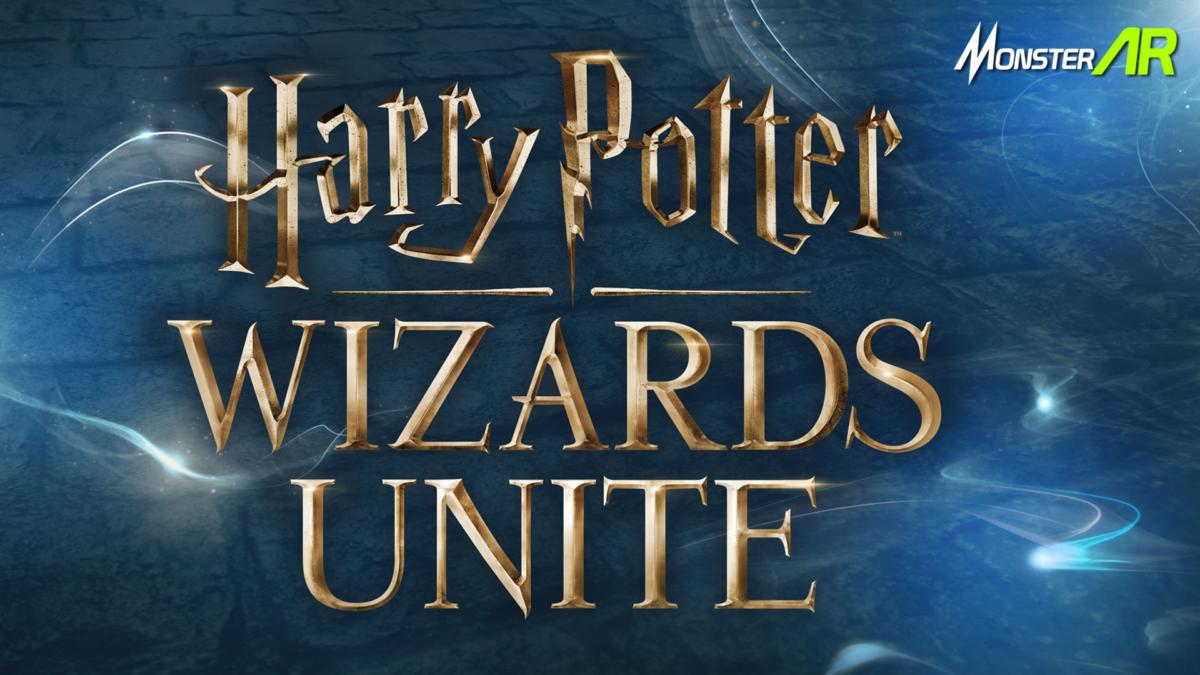 wizards unite AR