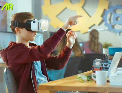 VR Untuk Media Belajar Membuka Potensi Belajar Murid di Kelas Hingga ke Titik Terdalam