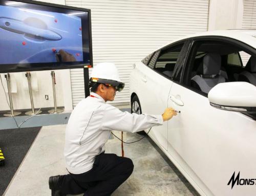 Penggunaan AR Untuk Otomotif Meningkatkan Produktifitas dan Efisiensi