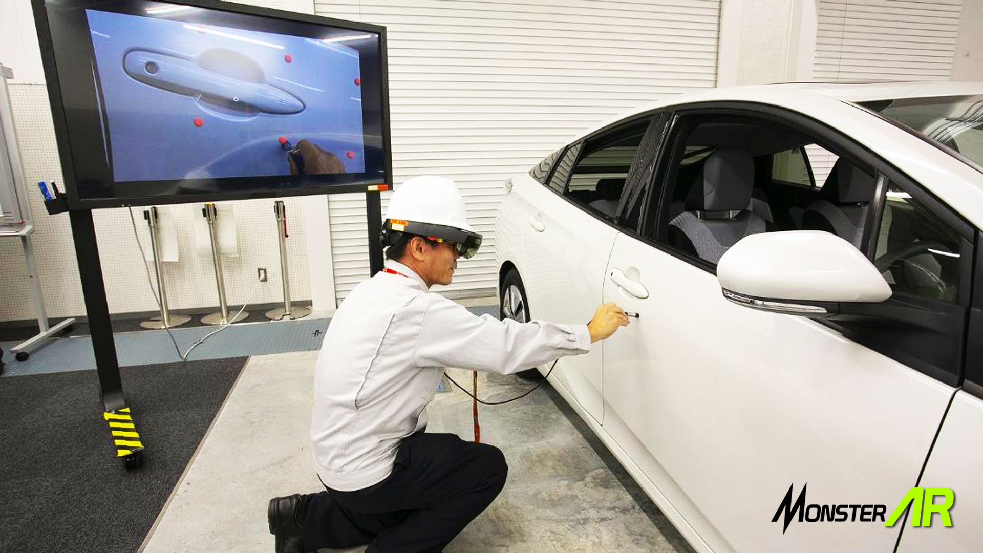 AR untuk otomotif