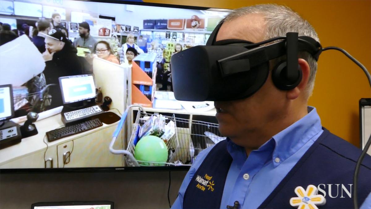 pelatihan virtual reality