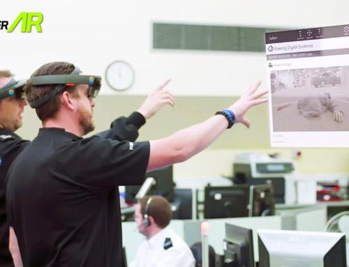 Penggunaan Teknologi Augmented Reality Untuk Memberantas Kejahatan