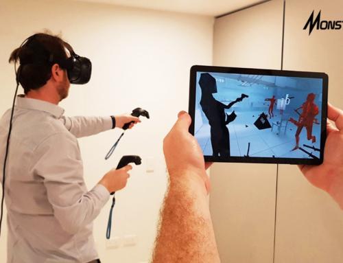 Mengintip Dunia Game VR dan Berbagi Pengalaman Bersama Dengan VieweR
