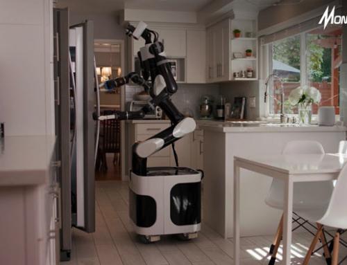 Penggunaan VR Untuk Melatih Robot Membantu Manusia Dalam Pekerjaan Rumah Tangga