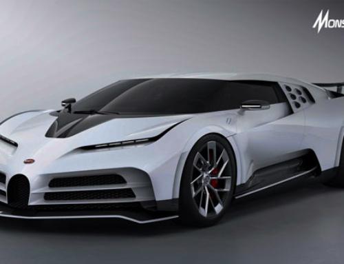 Bugatti Gunakan Teknologi VR Untuk Efisienkan Proses Desain Mobil