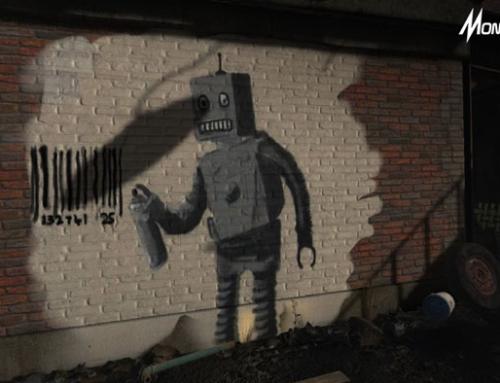 Realitas Virtual Jadikan Karya Seni Grafiti Bebas dan Tanpa Batas