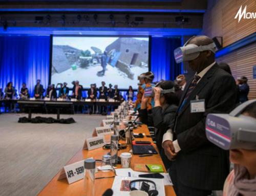 Bank Dunia Membuat Film VR Untuk Memerangi Kemiskinan Global
